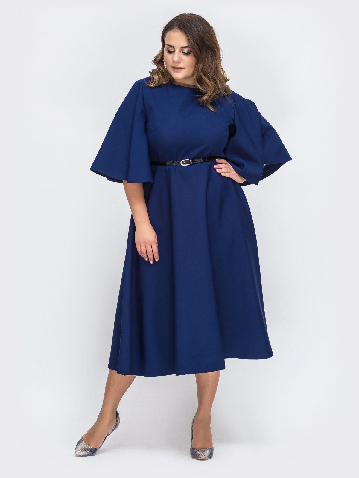 Як вибрати ідеальну сукню великого розміру 2
