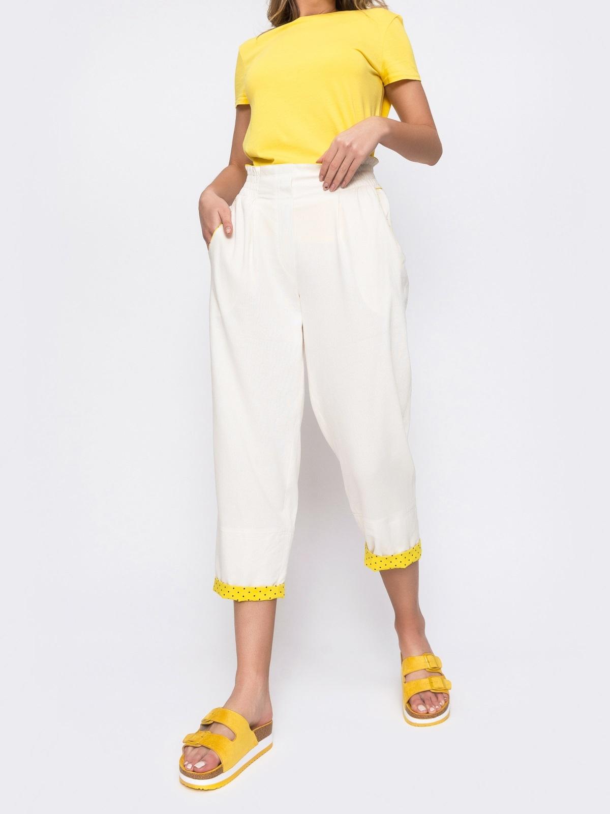 Купить брюки три четверти - интернет-магазин Dressa
