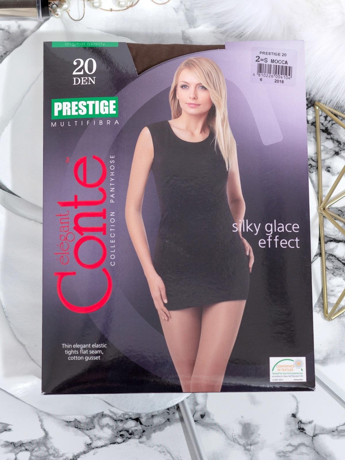 Коричневые колготки Prestige 20 den 43491, фото 1
