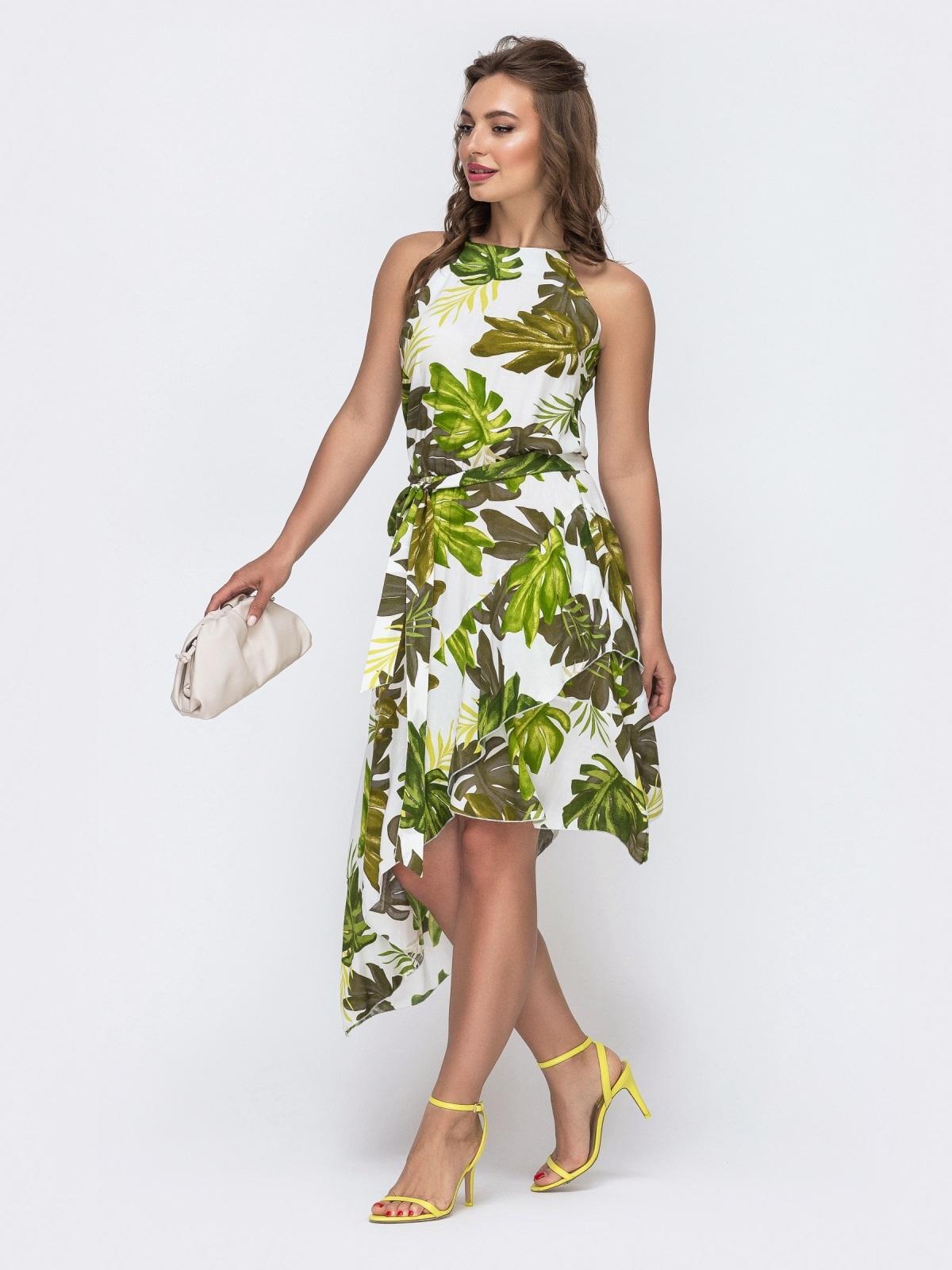 Платье штапель - dressa.com.ua
