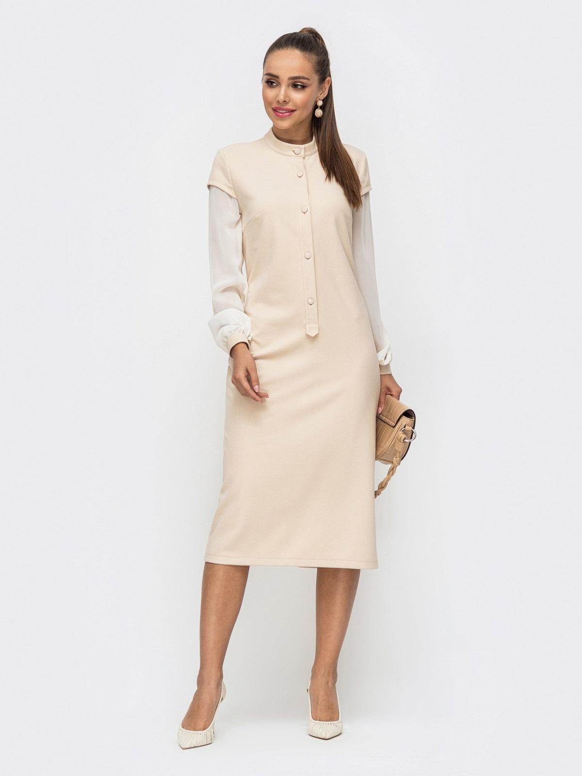 Платье casual - dressa.com.ua