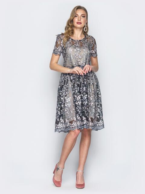 Свободные вечерние платья – купить в Киеве, Украине в розницу   цены ... 39834a5f3c9