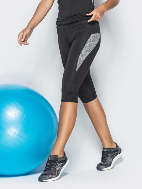 Спортивные бриджи с серыми вставками - 38799, фото 1 – интернет-магазин Dressa