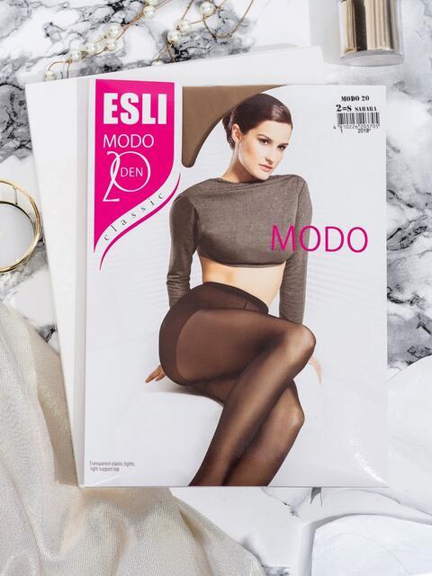 Песочные колготки Esli Modo 20 den 43456, фото 1