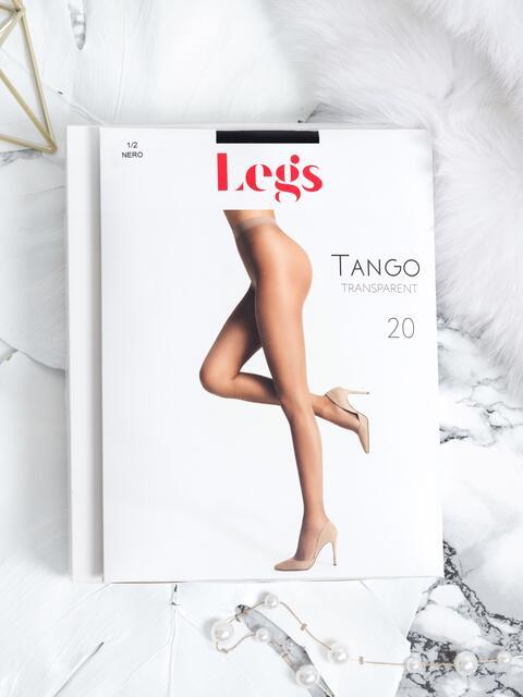 Чёрные колготки Tango 20 Den 43612, фото 1