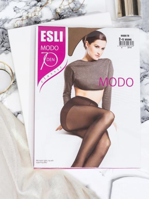 Колготки Esli Modo 70 den бежевые 43465, фото 1