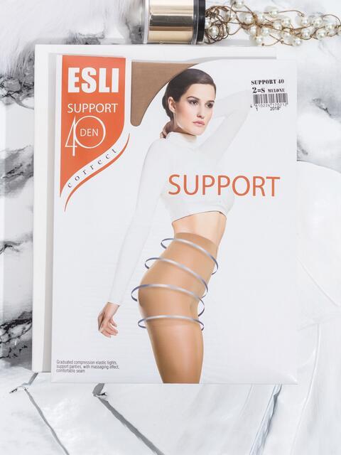 Моделирующие колготки Esli Support 40 den бежевые - 43466, фото 1 – интернет-магазин Dressa