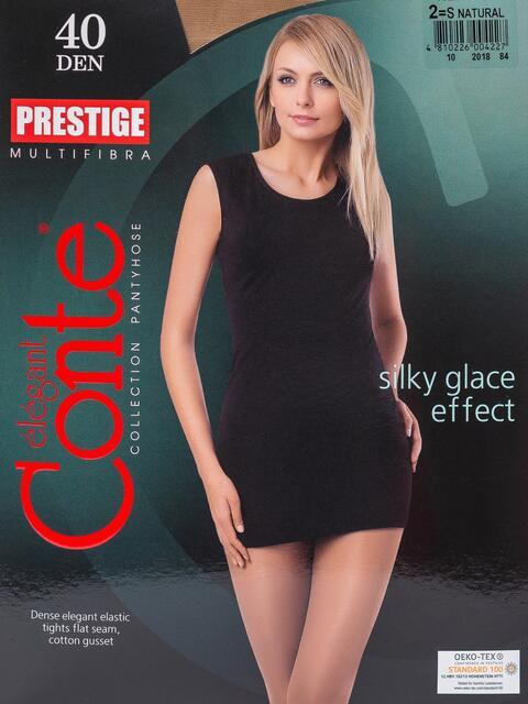 Бежевые колготки Prestige 40 den 43520, фото 1