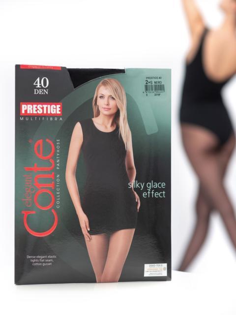 Чёрные колготки Prestige 40 den 43519, фото 1