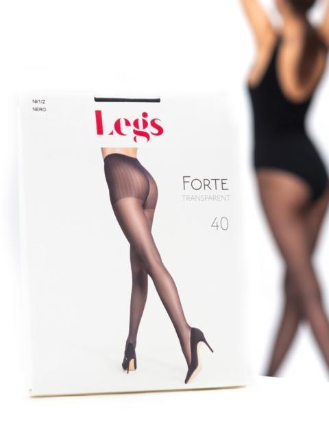 Колготки Forte 40 Den Nero - 43579, фото 1 – интернет-магазин Dressa