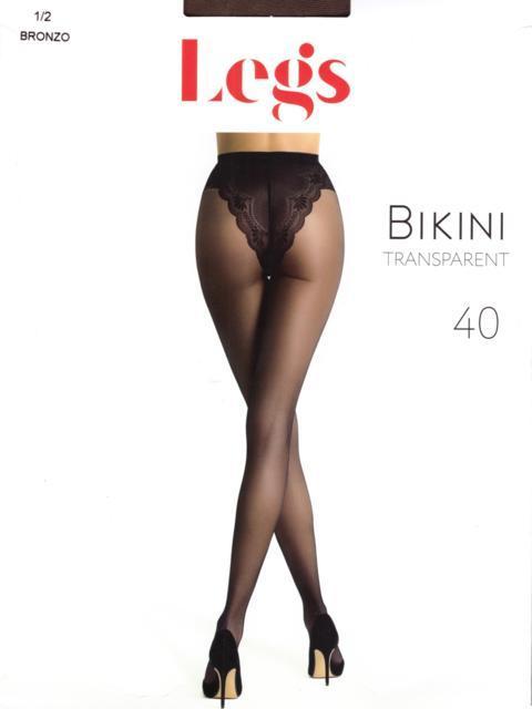 Колготки Legs Bikini 40 den Bronzo 43625, фото 1