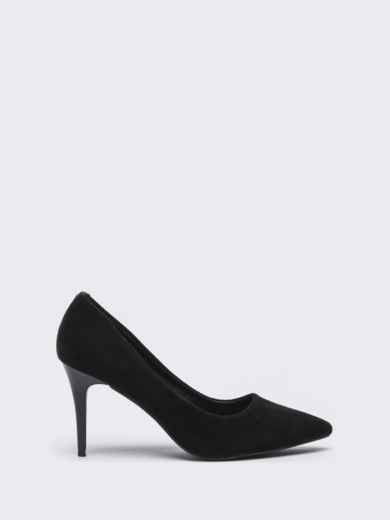 Туфли черного цвета на шпильке 50497, фото 3