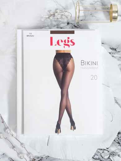 Колготки Legs Bikini 20 den Bronzo 43622, фото 1