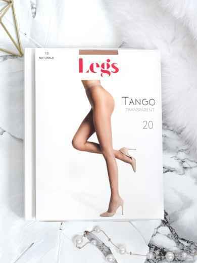 Бежевые колготки Tango 20 Den 43611, фото 1