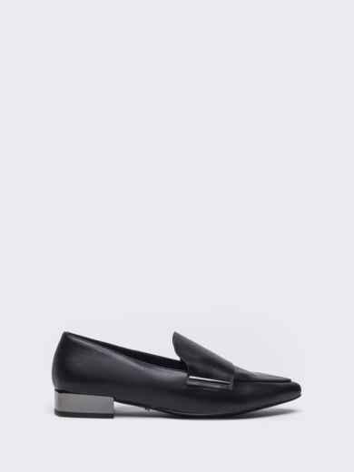 Туфли на низком ходу с узким носком 50591, фото 4