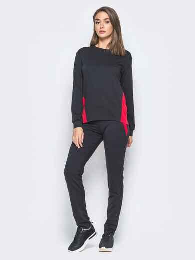 Спортивный костюм с функциональной молнией на спинке - 16525, фото 1 – интернет-магазин Dressa