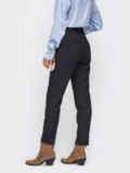 Зауженные брюки серого цвета 52285, фото 2