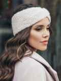 Пудровая повязка на голову 51110, фото 2